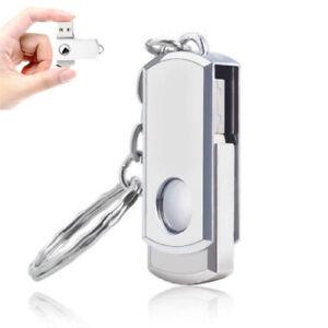 2TB-128GB-Metal-USB-Flash-Drive-Memoria-Stick-Pluma-Disco-Giratorio-Clave-Pulgar