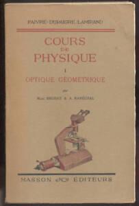BRUHAT-MARECHAL-COURS-DE-PHYSIQUE-T-1-OPTIQUE-GEOMETRIQUE