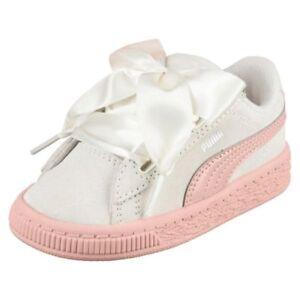 puma scarpe bambina suede heart