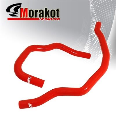 Red Silicone Radiator Coolant Hose Kit For 2000-2009 Honda S2000 2.0L 2.2L L4