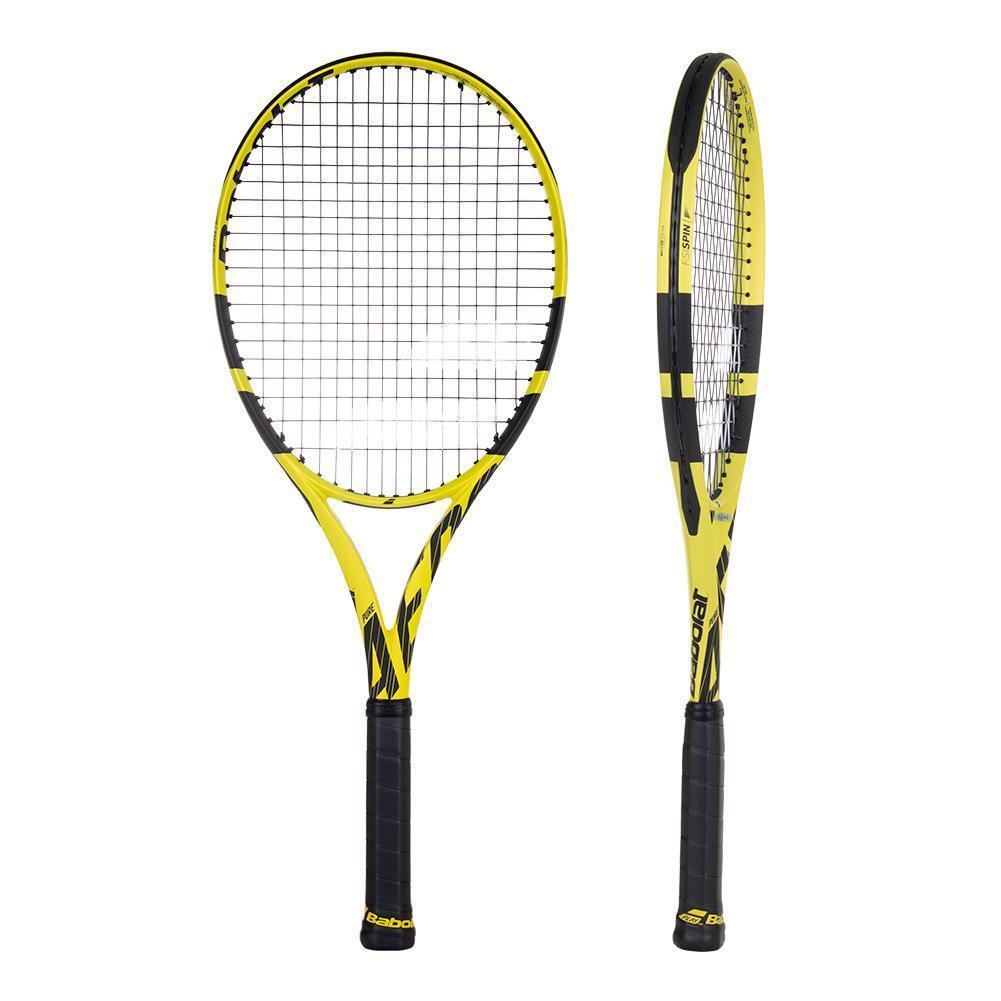 Nouveau 2019 BABOLAT PURE AERO Tour Rafael Nadal Raquette De Tennis Cordée-Grip 3
