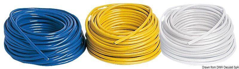 Kabel 4-polig gelb MT - Hanks 50 MT gelb Marke Osculati 14.596.00 42f24e