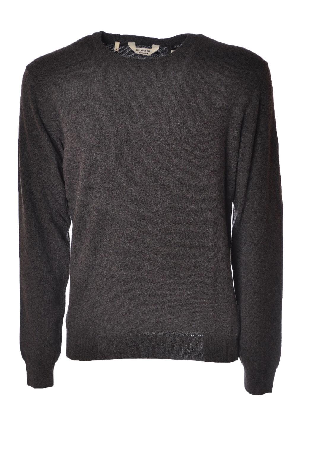 Re_Branded - Maglieria-Pullover -  Herren - Grigio - 4405528M184552