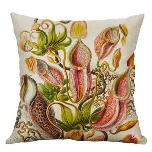 """18/"""" Vintage Usine Taie d/'oreiller Pillow Cover Sofa Taille housses de coussin décoration maison"""