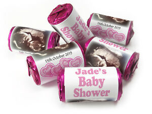 Personalised-Mini-Love-Heart-Sweets-for-Baby-Shower-Favours-Girl-Scan-V0