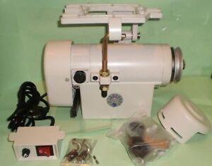 sewing machine motor sewing machine electric servo motor adjustable speed 110 volt 550 watt 3 4 hp