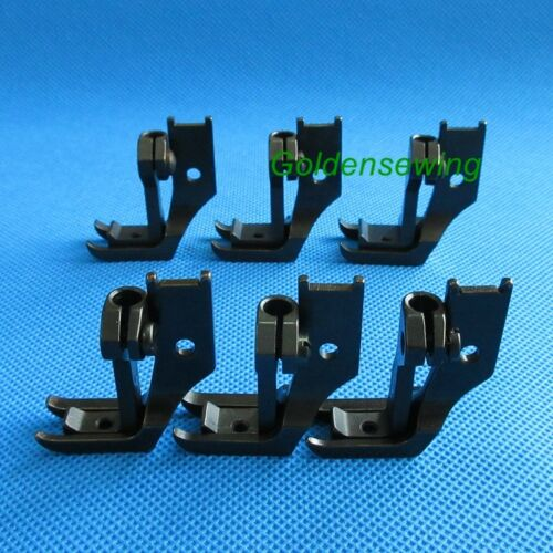 6 PAIR SIZE PIPING WALKING FOOT for SAILRITE 111 ECONOSEW 2060AL 2060E TACSEW