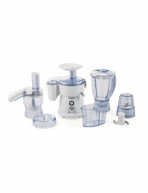 Kooper 2179470 Robot Da Cucina 380 W 6 In 1 Acquisti Online Su Ebay
