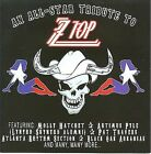 An All-Star Tribute to ZZ Top by Various Artists (CD, Mar-2008, Cleopatra)