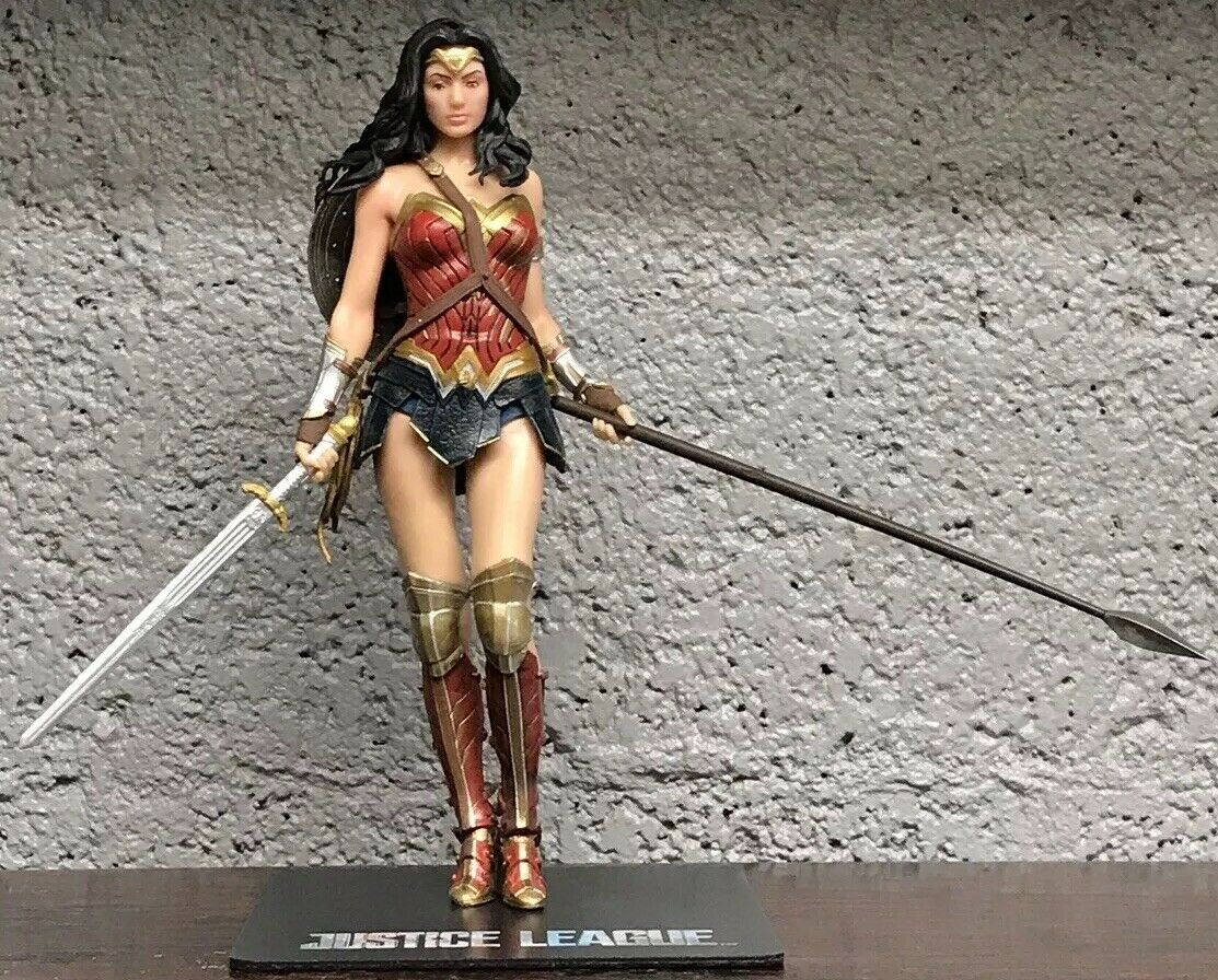"Kotobukiya ArtFx+ Justice League Movie Movie Movie Wonder Woman 7"" Figure Magnetic Statue 8e1d90"