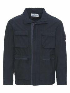 Stone-Island-Junior-Between-seasons-boy-039-s-Jacket-Zipped-Pockets-To-Front