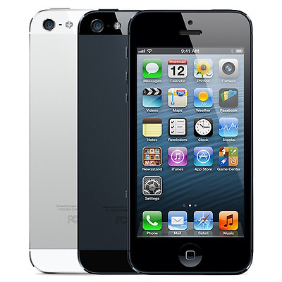 Apple iPhone 5 16GB Verizon Wireless 4G LTE GSM Unlocked Smartphone