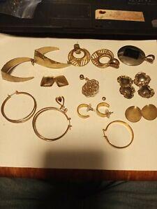 Junk Drawer Lot Jewelry Nice!!