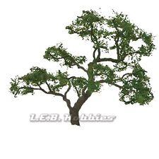 """JTT Scenery Beech Tree N-Scale 1.5"""" Professional, 4/pk 94429"""