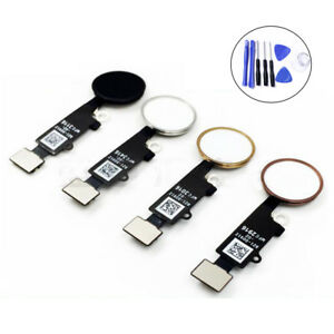 Home-Button-Touch-Fingerprint-ID-Sensor-Flex-Cable-Assembly-For-iPhone-7-Plus