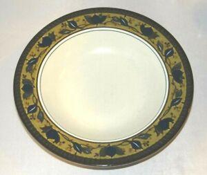 Mikasa Intaglio Arabella Flat Rim Soup Pasta Bowl 9 38 Diameter