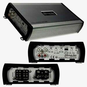American Bass PH41004FRV2 Amplifier 4 Channel 800W Max