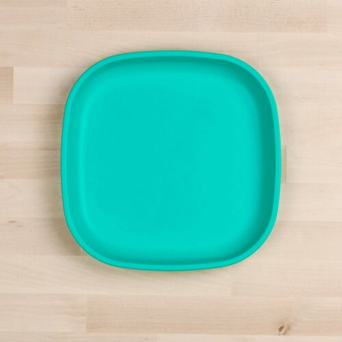 Re-Play Large Flat Plate 9 inch FDA Approved BPA Free Plastic Outdoor Picnic