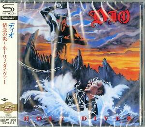 Dio-Holy Diver-Japan SHM-CD TTT