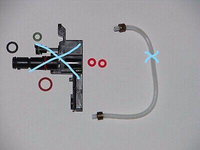 Delonghi Dichtsatz O-Ring Kupplung EAM4500 ESAM3500 ESAM6600 Aufschäumer Oringe