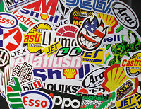 Sticker Decal Aufkleber Special Set (SPO8) - 20 Sponsoren / Racing Sticker