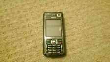 Nokia N70 Music Edition - Black (Orange) Smartphone