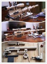 1:1 Scale CheyTac Intervention M-200 Heavy Sniper Rifle Gun DIY Paper Model Kit