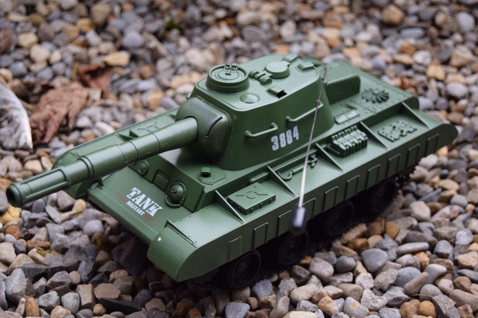 German Military Rc BB Tank Radio Remote Control Tank Bullet Shooting Tank