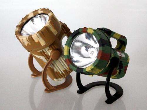 Camelion Handscheinwerfer KRYPTON Camouflage Beige o Grün