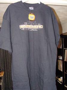 UFC-92-T-Shirt-Black-BNWT-Size-XL-MMA