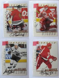 1997-98-BaP-Signature-Be-a-Player-25-Osgood-Chris-autograph-wings