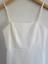 thumbnail 4 - Worn Once EUC  Kookai 38 WHITE Aria Midi Dress, lattice style crochet