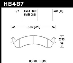 Disc-Brake-Pad-Set-HPS-Disc-Brake-Pad-Front-Hawk-Perf-HB487F-733