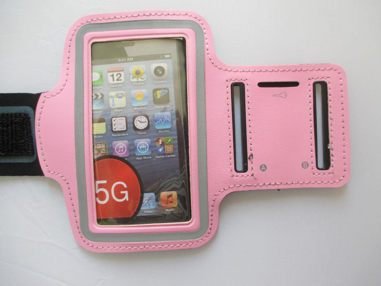 Multi pour sports brassard pour Multi iphone 4/5/rose eb6a6b