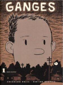 Ganges #1 : Broché (2006) de Kevin Huizenga - Neuf