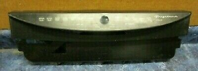 BLACK Frigidaire Dishwasher Control Panel User Interface 154662503 154459903