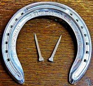 1 to 100 Real Horseshoe with two Horse Shoe nails fix to door Wedding Craft Game