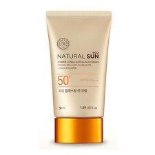 THE FACE SHOP Natural Eco Sun Power Longlasting SPF50 PA+++ 50ml Sunscreen
