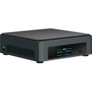 Cardboard Box from Intel NUC NUC5CPYH Manual