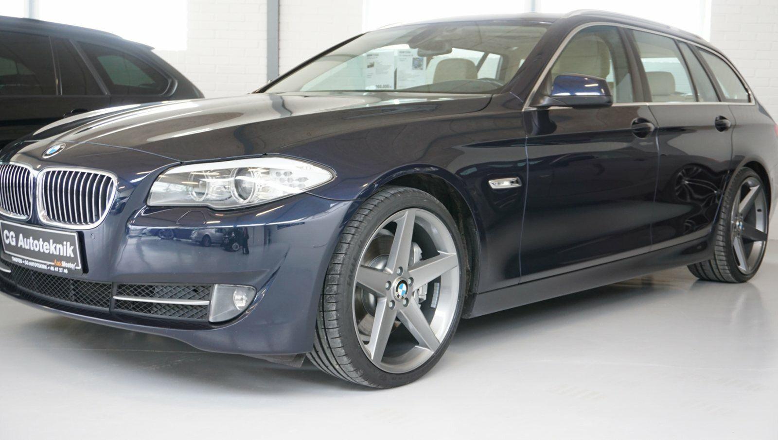 BMW 530d 3,0 Touring aut. 5d - 1.687 kr.