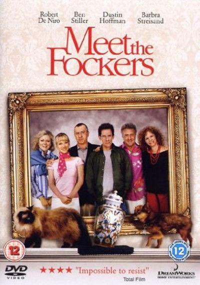 Meet The Fockers DVD Nuovo DVD (DSL1370)