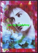 Enya Trance Of Enya Artiste Artist Legend Japan DVD No promo China Roses CD Seal