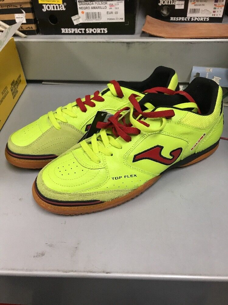 Joma Sala // Top Indoor Top // Flex 211 Soccer scarpe Size 11.5 65d609