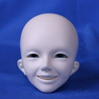 AOD 1/3 BJD Dollfie Girl Doll Parts Single Head (Not Include Make-up)~Hui Xiang