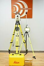 Leica Icr70 R500 5 Sec Robotic Total Station With Fz M1 Tablet Icon Software