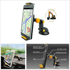 360° Rotation Car Dash Excavator Style Mobile Phone Ipad GPS Mount Stand Holder