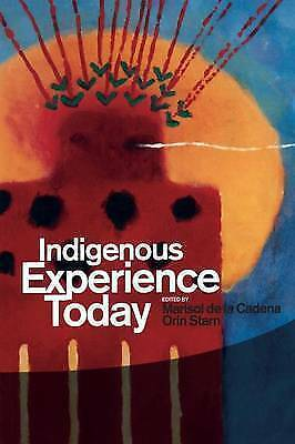 1 of 1 - NEW Indigenous Experience Today (Wenner-Gren International Symposium Series)
