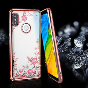 Details about For Huawei Y7 Prime 2018 Y9 2019 P Smart Bling Slim Soft  Silicone TPU Case Cover