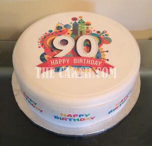 Cool Taartdesign Gebak Koken En Tafelen Huis Precut Edible Cupcake Personalised Birthday Cards Veneteletsinfo