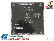 MK3 200x200 Aluminum Heatbed Heated Hot Bed RepRap 3D Printer Prusa Upgrade MK2B